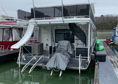 2004 Sumerset 16x75 WB houseboat